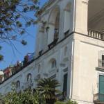 villa Belvedere - altana