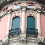 via Michetti 4 - balcone curvilineo