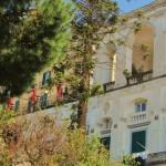 villa Belvedere - vista laterale