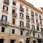 via Bernini 25 - facciata