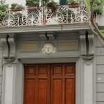 palazzo Martone - portale