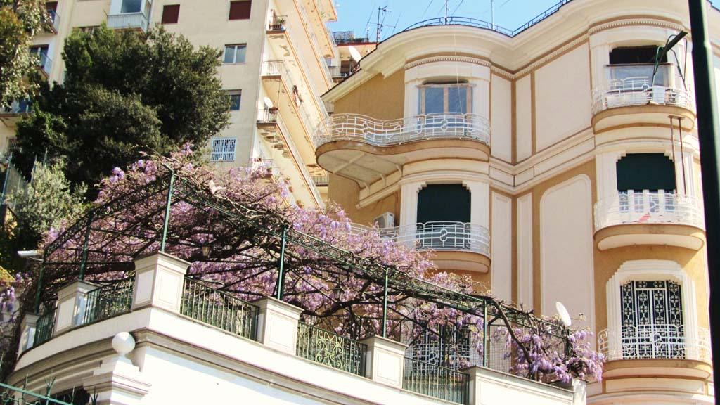 Via Falcone 428 Palazzi Di Napoli