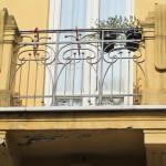 villa Angelina Adele - balcone