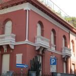 villino Casciaro - angolo via Stanzione