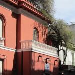 villino Casciaro - balconata su via stanzione