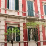 via Cotronei 4 - facciata