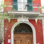 via Cotronei 9 - portale e piano nobile