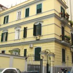 proprietà Bonito - facciata interna