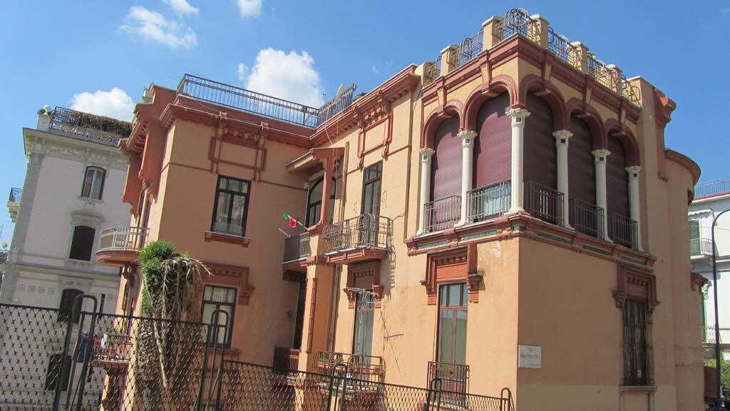 Villa Ruffo Scaletta Napoli