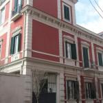 via Cotronei 4 - facciata laterale