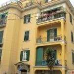 villa Albina - logge