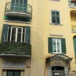 villa Albina - facciata