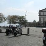 piazzale di san Martino