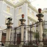 villa Anna - cancellata monumentale