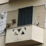 villa Italia - balcone