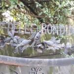 villino delle rondinelle - cancello