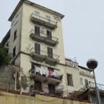 villa dei Mari - viata da via Salvator Rosa