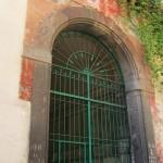 salita Arenella - portale d'epoca