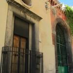 salita Arenella - vestigia del passato