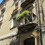 salita Arenella - palazzo d'epoca