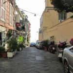 costeggiando villa Giannone