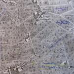 da mappa duca di Noya vista d'assieme