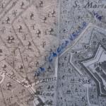 da mappa Duca di Noya 1775