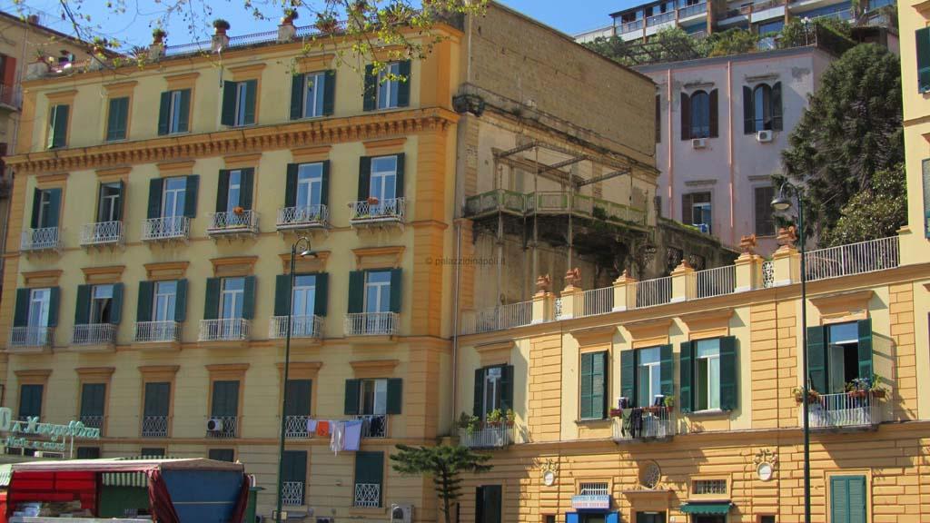Palazzo mele 32 palazzi di napoli for Piani di palazzi contemporanei