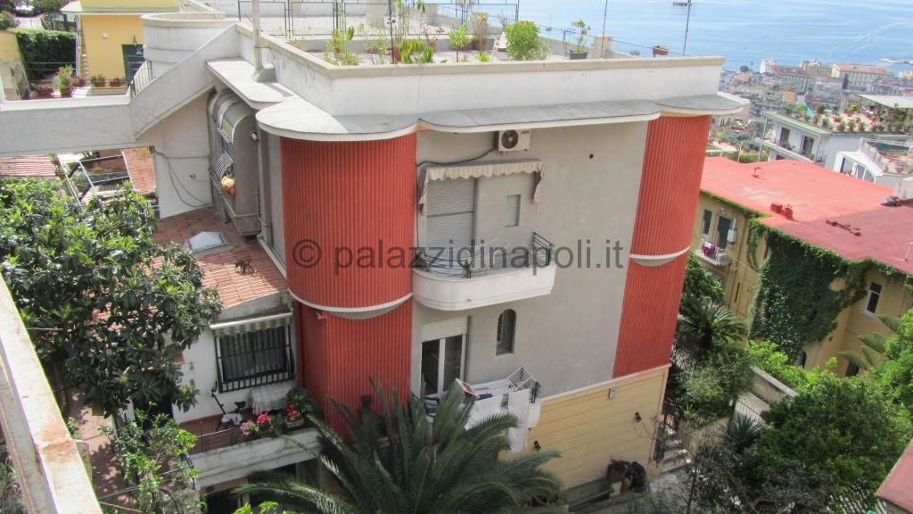 Via Aniello Falcone 403 B Palazzi Di Napoli