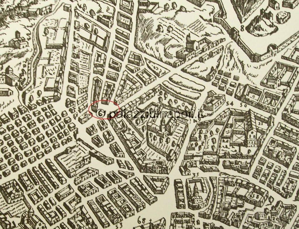 piazza Dante Lafrery 1566