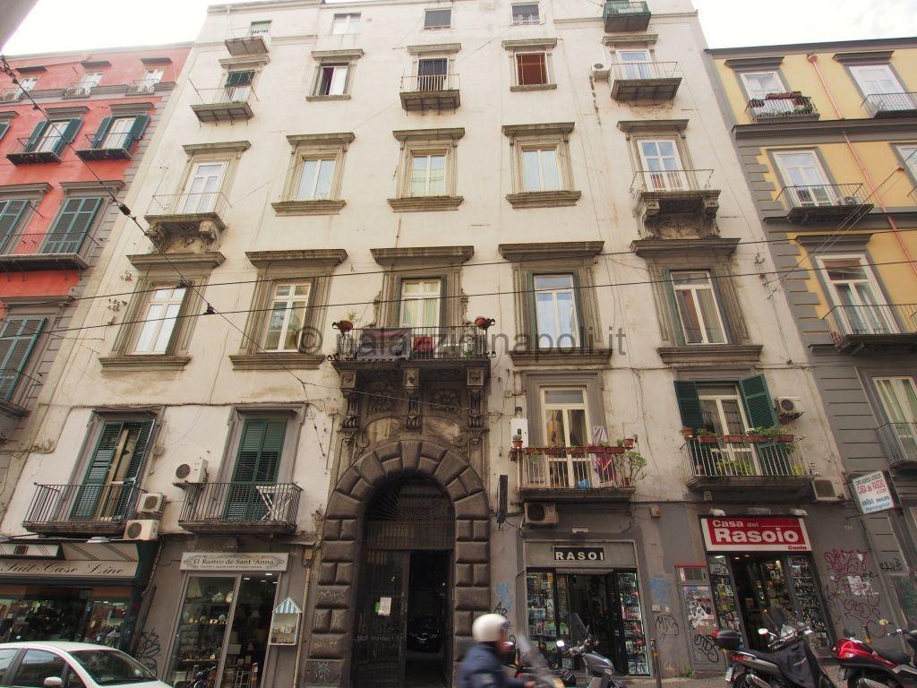 Palazzo ventapane 40 palazzi di napoli for Piani di palazzi contemporanei
