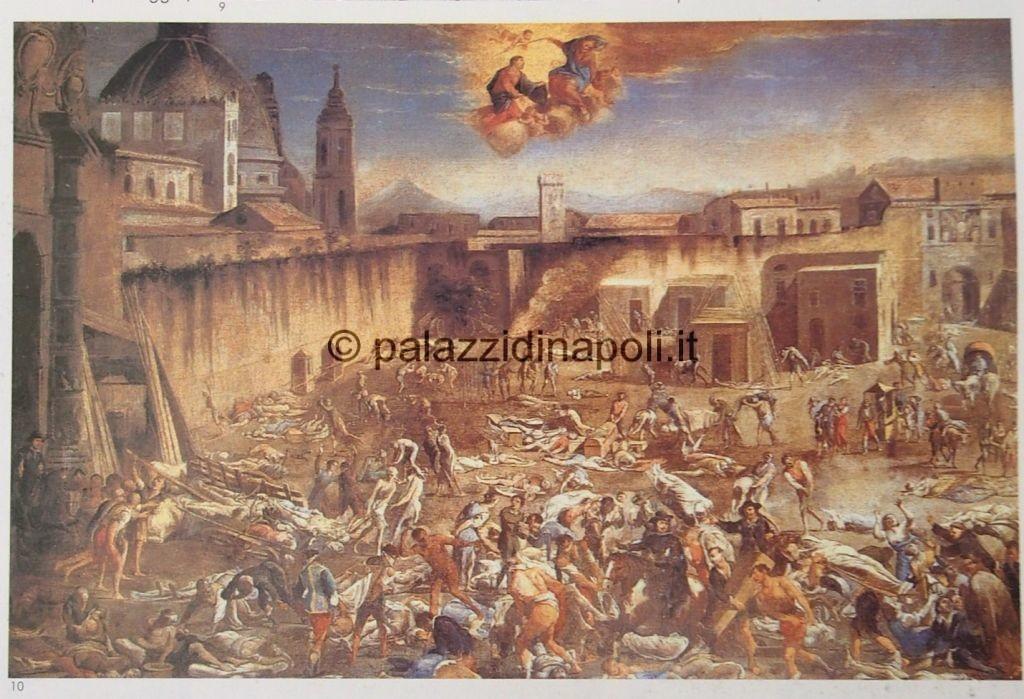 Micco Spadaro La peste del 1656 al Mercatello