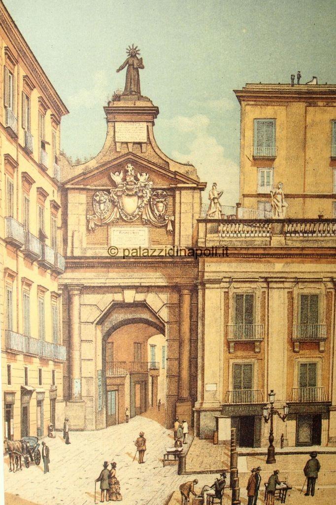 D'Ambra Napoli Antica Port'Alba