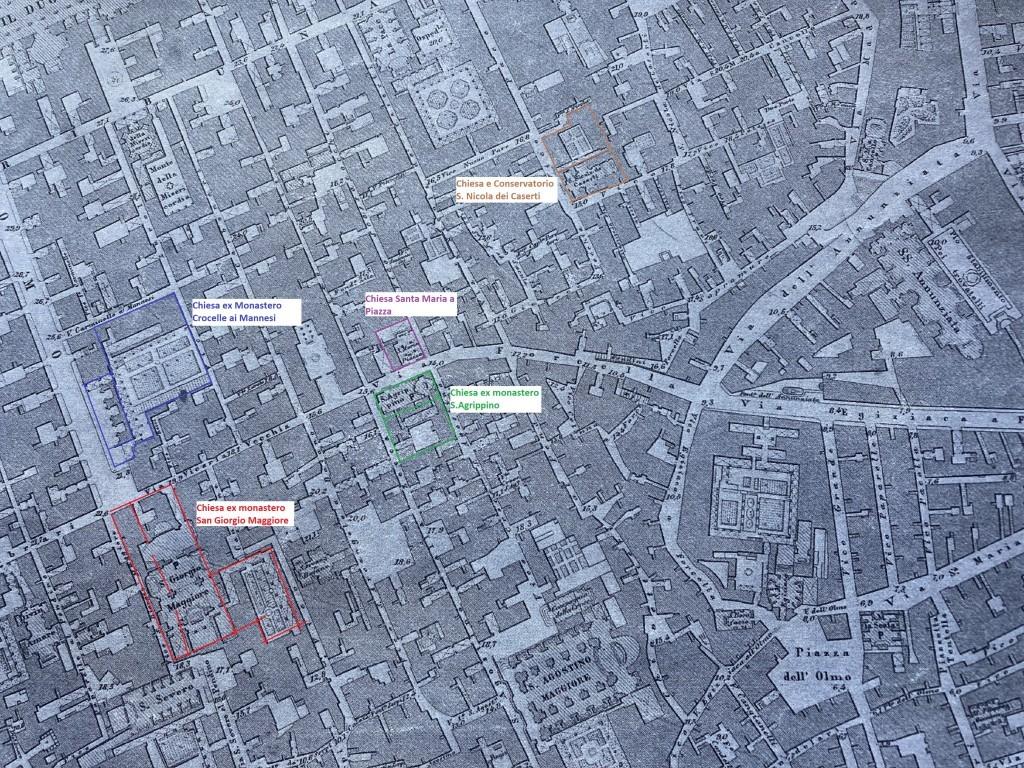mappa Forcella religiosa