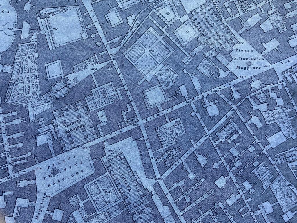 mappa Schiavoni trinità maggiore