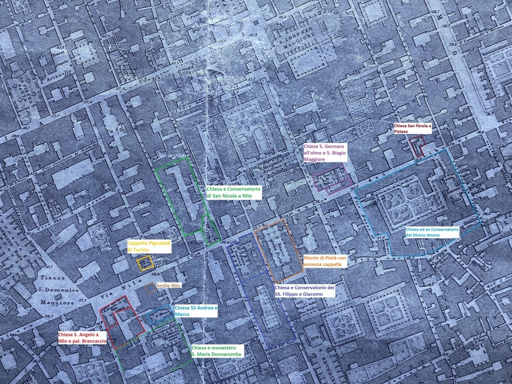 mappa religiosa - San Biagio